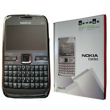 BNIB Nokia E72-1 250MB QWERTY Metal Grey Factory Unlocked Collectors Item 3G
