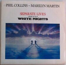 SP 45 Tours - PHIL COLLINS / MARILYN MARTIN - SEPARATE LIVES