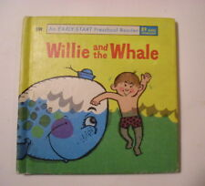 Willie and the Whale, Early Start Preschool Reader, Wonder Book, 1965