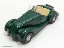 WIKING BMW 328 Cabrio in grün 1:87