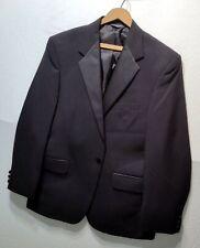 Black Tuxedo Jackets by Formal Wear International.  Multiple sizes available.