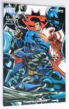 SUPERMAN/BATMAN n. 8 Planeta DeAgostini DC Comics 2008