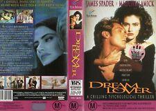 DREAM LOVER - James Spader -VHS - PAL -NEW - Never played! - Original Oz release