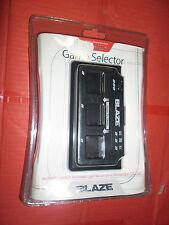 GAME SELECTOR SELETTORE MULTIGIOCHI PER DS LITE- BLAZE selezionare da 3 giochi