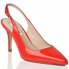 L.K. Bennett Patent Leather Slim Heels for Women