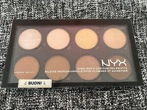 NYX Highlight & Contour Pro palette