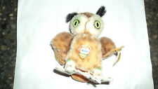 Steiff Wittie Owl With Wings Out #4310.00