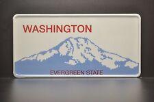 USA WASHINGTON STATE LICENSE PLATE US Kennzeichen Nummernschild DEIN WUNSCH TEXT