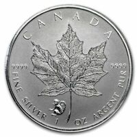 2016 1 oz Canada Silver Maple Lunar Monkey Privy Coin (Reverse Proof)