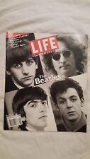 1995 The Beatles Reunion Special Life Magazine
