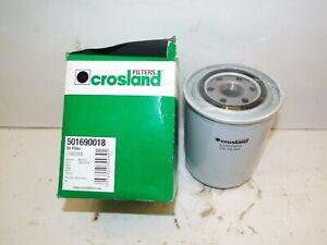 CROSSLAND OIL FILTER 501690018 MITSUBISHI ME201871 BOSCH 0986452042