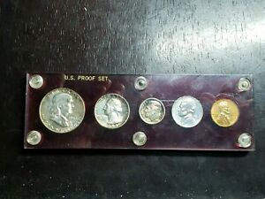 1954 Proof Set - US Coins