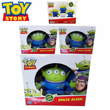 1PCS Thinkway Disney Pixar Toy Story Space Alien Glow in The Dark Action Figures