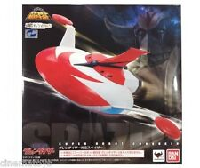 Goldrake Super Robot Chogokin Spazer Grendizer SRC Tamashii Web Bandai Brown box