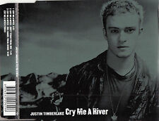 JUSTIN TIMBERLAKE Cry Me A River CD Single