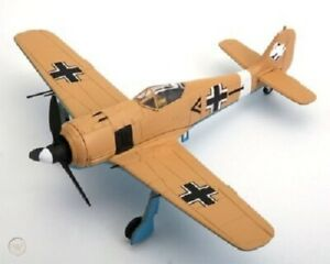 Corgi Focke-Wulf Fw 190 A-4 Luftwaffe II 1:72   AA34304 NIB Retired