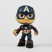Funko Mystery Minis Vinyl Figure Marvel Avengers Endgame - CAPTAIN AMERICA (1/6)