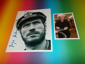 Juergen Prochnow the boat signed autograph Autogramm 8x10 photo in person