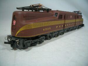 AHM RIVAROSSI Pennsylvania RR GG1 HO scale Electric Locomotive #4929