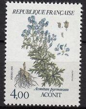 FRANCE TIMBRE NEUF  N° 2269  ** FLORE  ACONIT ACONITUM PYRENAICUM