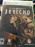 Clive Barker's Jericho xbox 360