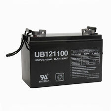 UPG UB121100 Group 30H 12V 110Ah Sealed SLA AGM Deep Cycle Rechargeable Battery