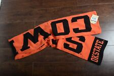 OKLAHOMA STATE Cowboys  Winter SCARF Knitwear long warm college orange OSU
