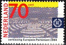 NETHERLANDS 1984 Mi. 1245. EUROPA: 2nd Direct Elections to Europarliament, MNH