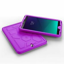 Samsung Galaxy Tab S3 9.7 Poetic Turtle Skin Case Shockproof Bumper Cover Purple