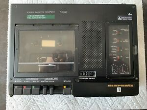 Marantz CP-430 / PMD 430 Cassette Recorder, manual, original brochure