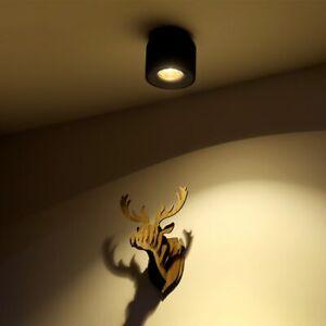 LED Down light Ceiling Spot Lights Living Lamp Nordic Lighting Kitchen Aisle