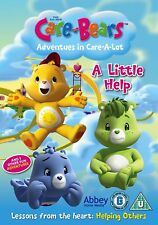 Care Bears Adventures in Care-A-Lot - A Little Help 6 Great Episodes New /Sealed