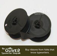 Oliver Portable Ruban Machine à Écrire, Noir Haute Qualité
