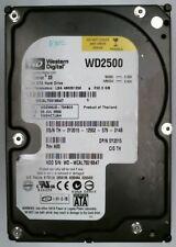 Wd2500jd-75hbc0 parts for Data Recovery, Pièces de rechange