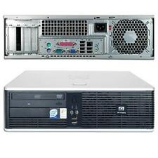 HP 5700-5800-7800-7900 dual-Core 2 Duo2.13GHz, 4GB RAM  80GB PC Business UK SELL