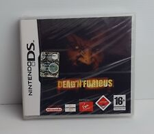 DEAD'N'FURIOUS - Nintendo DS - NUOVO FACTORY SEALED