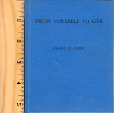 Trust Yourself To Life - 1968 - Clara Codd