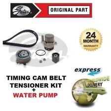 FOR SEAT ALTEA +XL 2.0 TDi 2005-2010 TIMING CAM BELT TENSIONER WATER PUMP KIT