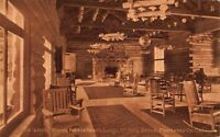 Postcard Living Room at Pebble Beach Lodge in Monterey County California~119362