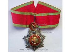 TUrkey Ottoman Order Medjidie Commander III Cl Turkish Military Medal Decoration