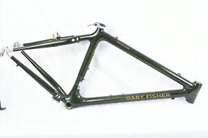 "Vintage Gary Fisher Procaliber 18"" Mountain Bike Frame Large OCLV Carbon 26"""