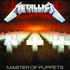 METALLICA - Master of Puppets CD *NEW* 1986