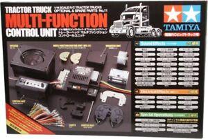 Tamiya 1/14 RC Tractor Truck Multi-Function Control Unit # 56511