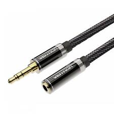 VENTION 1M 3.5mm Male to Female Audio Extension Cable Headphone Adapter