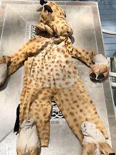 Child Giraffe Costume, Foot & Hand Covers, Handmade