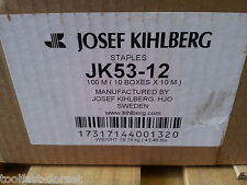 100.000 Josef Kihlberg 53-12 Staples per B53, b53pn & F53, f53pn CUCITRICI