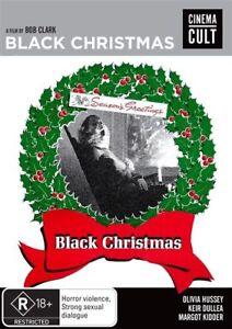E48 BRAND NEW SEALED Black Christmas (DVD, 2015)