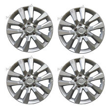 "New 16"" Hub Cap Silver Wheel Cover ABS Wheel Caps 1049"