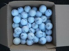 1000 golf balls - £cheap - play or practice, mixed brands