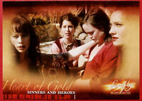 Joss Whedon's FIREFLY - Card #49 - Sinners and Heroes - Inkworks 2006